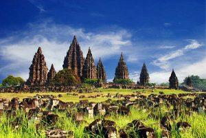 Jour 1: Yogyakarta – Temple Prambanan