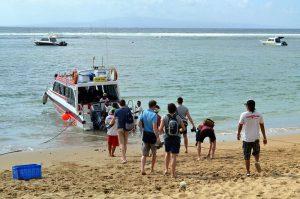 Jour 11: Ubud – Bateau Rapide – Nusa Penida