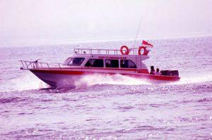 Jour 13: Nusa Penida – Bateau rapide – Sanur